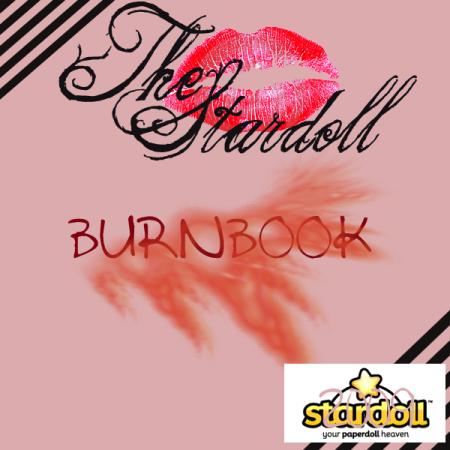 burnbook cover copy